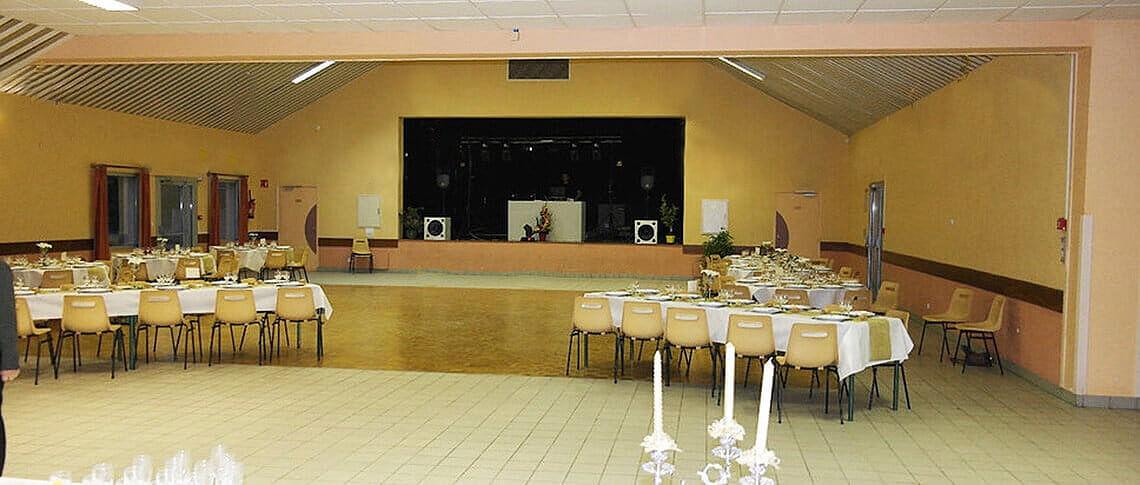 Salle polyvalente sceaux courtempierre